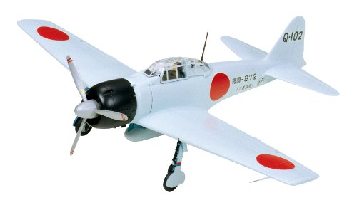 Tamiya Models Mitsubishi A6M3 Zero Fighter Model Kit Mitsubishi Model Kit