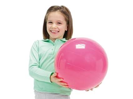 Gymnic Physio terapia de equilibrio pelota de gimnasia – 12 inch de  diámetro – rosa 93efbe3a4fd1