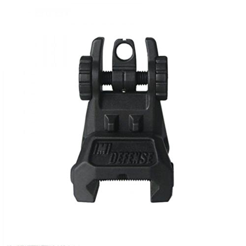IMI Defense TRS Tactical Rear Polymer Flip Up Sight Tactical & Sports