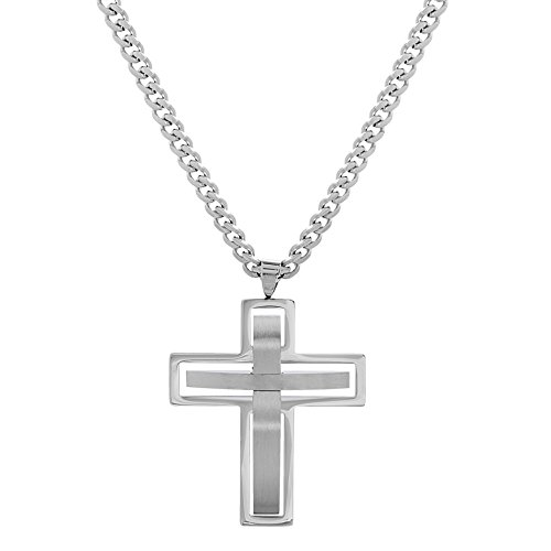 My Bible Convex Cross on 24