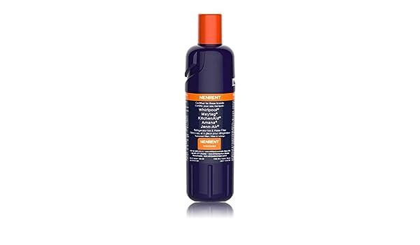 NENRENT Filtro Pur Purificador de Agua 2 para reemplazo de Whirlpool EDR2RXD1, WRF989SDAB, WRF989SDAE, WRF989SDAF, WRF989SDAH, WRF989SDAM, WRF989SDAW y P6WB2L ...