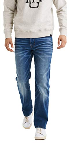 American Eagle Mens 4449936 Ne(X) t Level Original Bootcut Jean, Medium Wash (31x32)