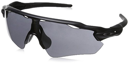 Oakley Sonnenbrille Radar EV Path, Matte Black/Black Iridium, One size, OO9208-01