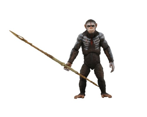 "Dawn of the Planet of the Apes - Caesar - 7"" Scale Action Figure"