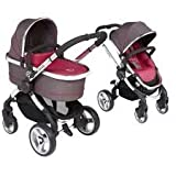 iCandy Peach 2 Berry Bon Bon and Carrycot