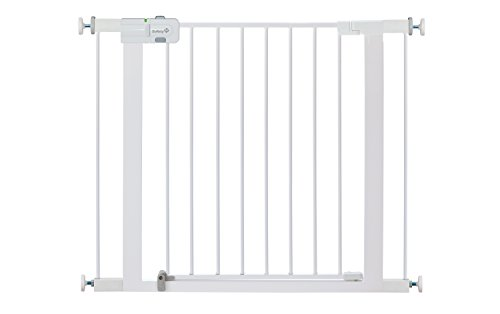Safety 1st Pressure Mount Easy Install Walk Thru Gate, Fits Spaces between 29' and 38' Wide