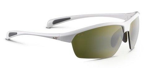 Maui Jim - Stone Crushers - White Pearl Frame-Polarized High Transmission Lenses