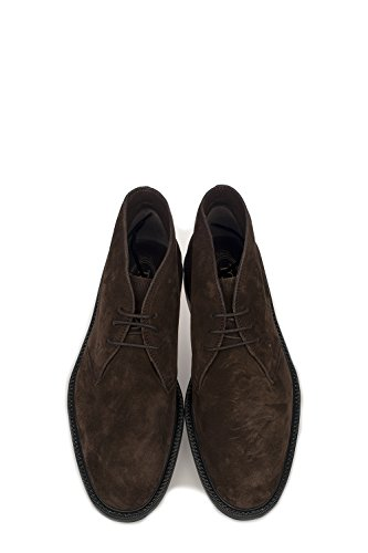 Tod's Boots XXM45A00D80RE0S800 Men's Suede Ankle Brown X5XrTq