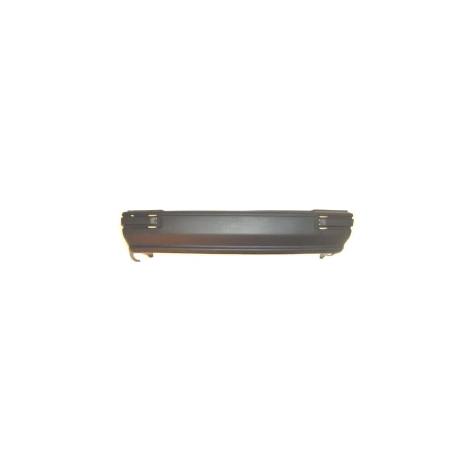OE Replacement Toyota Tercel Rear Bumper Cover (Partslink