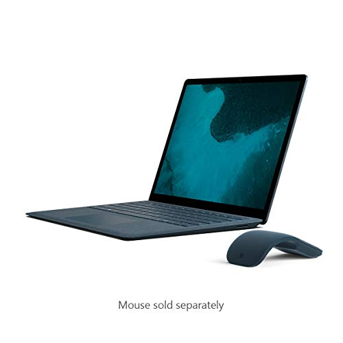 "Microsoft Surface Laptop 2 13.5"" Intel Core i5 8GB Memory 256GB SSD (Latest Model) Cobalt Blue  -  i5-8250U Processor - 6MB SmartCache - 2256 x 1504 Resolution - Windows 10 Home"