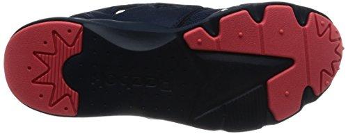 Reebok Furylite Zool Dames, Collegiale Marine / Lood / Brand Collegiale Marine / Lood / Vuur