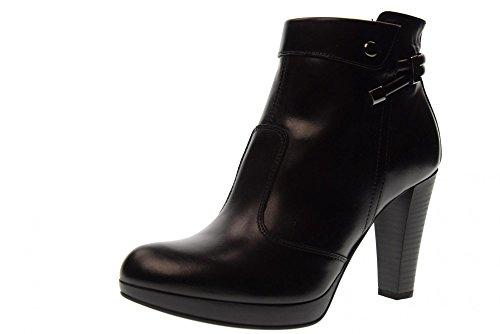 NERO GIARDINI Women boots with heel A719130D / 100 Black