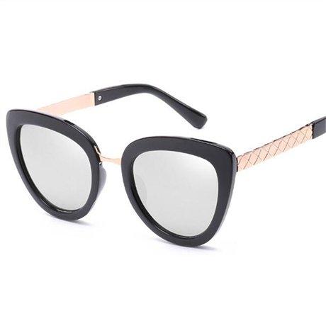 GGSSYY Nuevo Rhinestone Gafas de Sol Mujeres Marca de Lujo ...