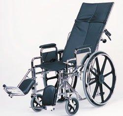 Arm Elevated Legrest - Wheelchair -16