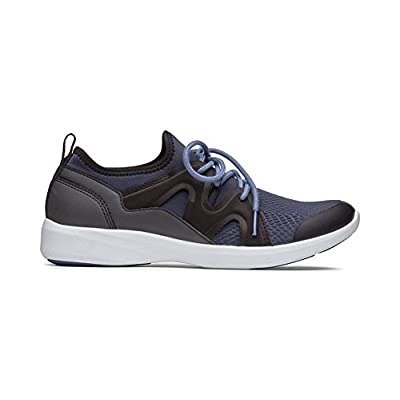 Vionic Women's Sky Storm Active Sneaker - Lace-up Everyday Sneakers with Concealed Orthotic Arch Support   Fashion Sneakers