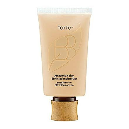 Amazonian Clay Bb Tinted Moisturizer Broad Spectrum Spf 20 Sunscreen - 8
