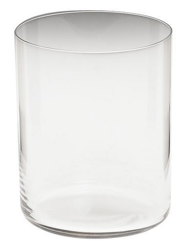 (Riedel H2O Whiskey/Double-Old Fashioned Glass, Set of 2)