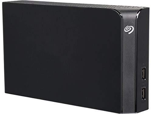 Seagate 5TB Backup Plus Hub External Storage Desktop Hard Drive STEL5000600 (5tb Seagate Backup Plus)