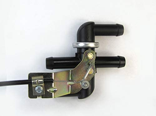 New Heater Control Valve 74643 pull to close