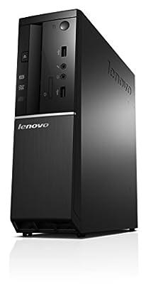 Lenovo Ideacentre 300s Slim Desktop (Intel Core i5-4460s Processor 2.9GHz up to 3.4GHz, 8 GB DDR3 RAM, 1 TB HDD, Windows 10)