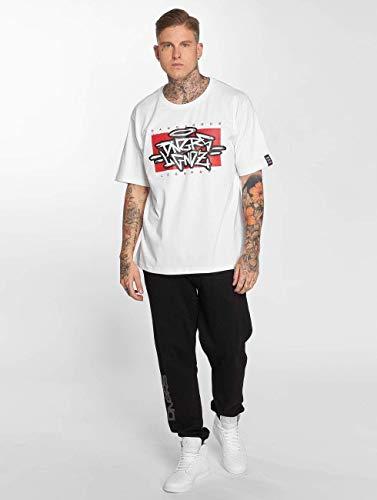 Dngrs Dangerous Uomo shirt Lgndz Bianco T ZCqCwpv