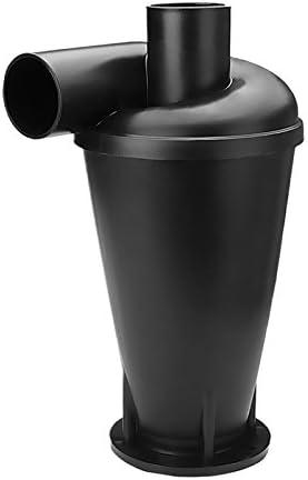 TOOGOO Ciclone sn50t3 Aspirador Industrial Aspirador para la creación del Madera Aspiradora Filtro Separador de Polvo Catcher Turbo con Brida: Amazon.es: Hogar