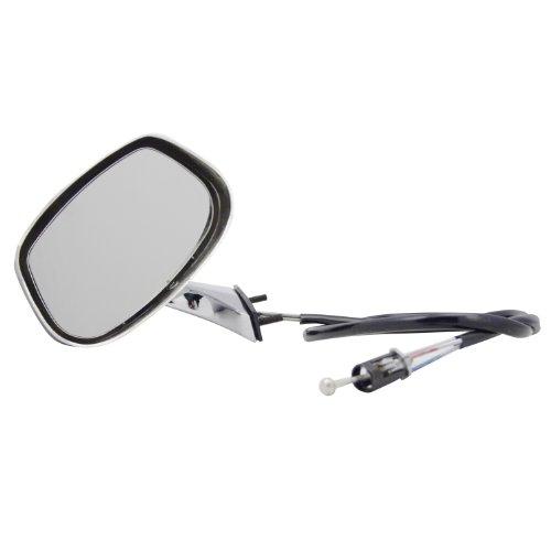 Pilot CV3109410-0L00 Chevrolet Caprice Chrome Manual Remote Replacement Driver Side Mirror