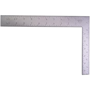 Stanley 45-912 8 Inch X 12 Inch Steel Carpenter'S Square