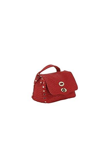 Zanellato Borsa A Mano Donna 62633473 Pelle Rosso