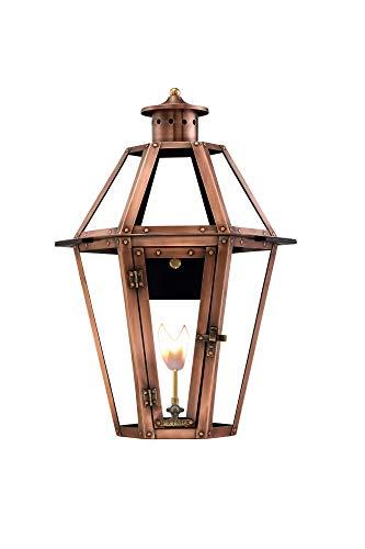 Primo Lanterns RT-23G Copper - Ceiling Mount Adjustable Yoke