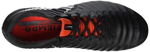 Elite 006 Black Lt Shoes Footbal Unisex Nike Metallic Fg Adults' Black 7 Crimson Legend Silver 7wnInxq6R