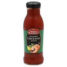 Crosse & Blackwell Sauce Ccktail Seafd