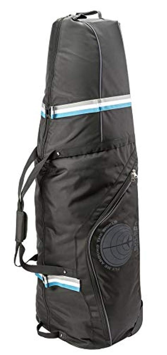 [해외] MIZUNO(미즈노) 골프 트래블 커버 BOLSA 볼사・보아도라 빅 캐리 9~9.5타입(47인치 대응) 맨즈 5LJT191400 블랙