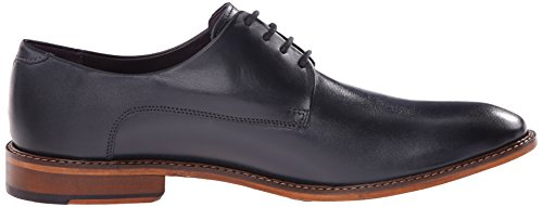 Ted Baker Heren Irron 3 Lthr Am Zwarte Smoking Oxford Donkerblauw