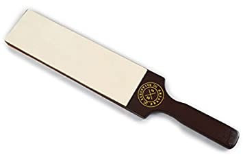 Something Well shaved paddle strop