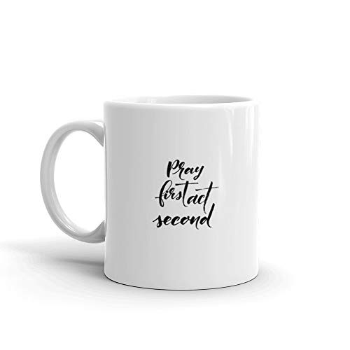 Play First Act Second Phrase Mug 11 Oz Ceramic ()