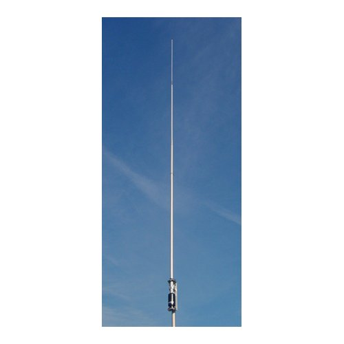 Metal Ground Plane - Comet Original CHA-250B HF/50 MHz (3.5~57) Broadband Ground-Plane Vertical Base Antenna
