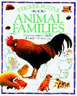 Animal Families, Snapshot Staff and Carolyn B. Mitchell, 0789400022