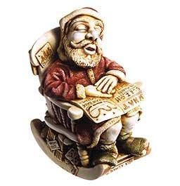 Jingle Bell Rock Santa (Harmony Kingdom Timed Editions JINGLE BELL ROCK)