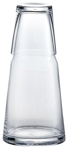 Style Setter Soho 2 Piece Water Set, Clear
