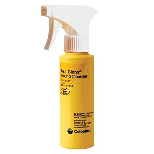 Sea-Clens - General Purpose Wound Cleanser Sea-Clens - 6 oz. Spray Bottle - 12/Case - McK