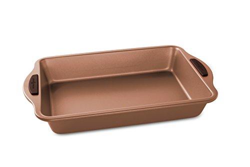 Nordic Ware 48543 Freshly Baked Rectangular Cake Pan, 9