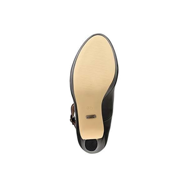 Elara Chunkyrayan - Scarpe da donna con tacco alto, stile vintage 7