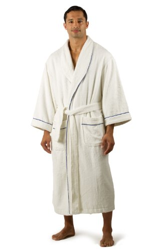 Texere Mens Terry Cloth Bathrobe product image