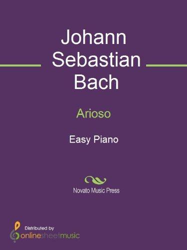 Arioso Music Book (Arioso)