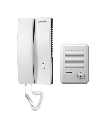 Commax Technologies Doorbell and Doorphone Kit DP2S/DR201D