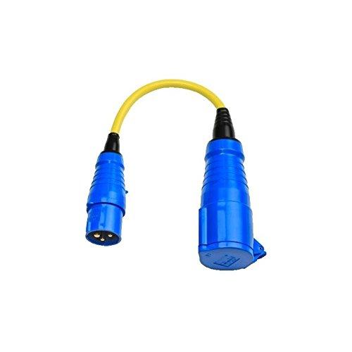 Victron Energy –  Cable adaptador de 16 a A 32 A 250 V CEE/CEE Victron Energy 30 centí metros –  shp307700280