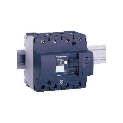 Schneider elec pbt - dit 14 13 - Magnetotérmico ng125l 4 polos 50a ...