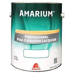 Professional Pre-Catalyzed Lacquer White(Satin) NUW3122 275 VOC HAPS Free