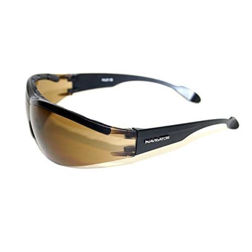 NAVIGATOR PILOT - Lunettes de sport - Lunettes de cyclisme - Lentille UV - 26g A4FLd6i
